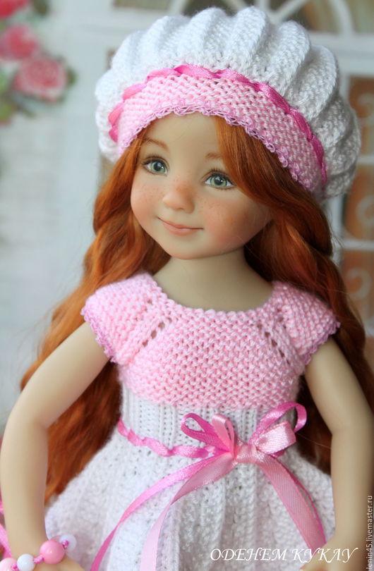 Одежда для кукол ручной работы. Ярмарка Мастеров - ручная работа. Купить Одежда для кукол. Handmade. Комбинированный, наряды для кукол