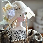 Куклы и игрушки ручной работы. Ярмарка Мастеров - ручная работа Авторская кукла Элиза. Handmade.