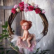 Куклы и игрушки handmade. Livemaster - original item Little elf Ray (red of eltenac, fairy). Handmade.