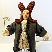 """Куклы и игрушки ручной работы. Ярмарка Мастеров - ручная работа Кукла """"Придворный"""". Handmade."""
