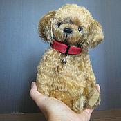 Куклы и игрушки ручной работы. Ярмарка Мастеров - ручная работа Собачка Джесси. Handmade.