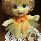 Мягкие игрушки ручной работы. Ярмарка Мастеров - ручная работа Кукла Наденька. Handmade.