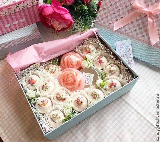 Candy Gifts, Подарочный набор ` Весеннее очарование`