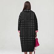 Одежда handmade. Livemaster - original item Coat oversize long. Handmade.