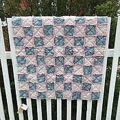 Для дома и интерьера handmade. Livemaster - original item Patchwork children`s blanket