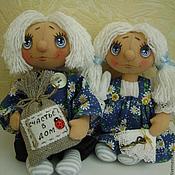 Куклы и игрушки ручной работы. Ярмарка Мастеров - ручная работа Домовёнок Кузя.. Handmade.
