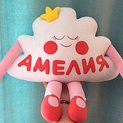 Для дома и интерьера handmade. Livemaster - original item Cloud pillow. Handmade.