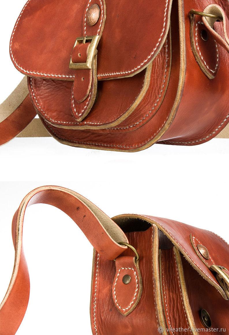 fd9b6e12b388 Женская кожаная сумка ручной работы – купить в интернет-магазине на ...