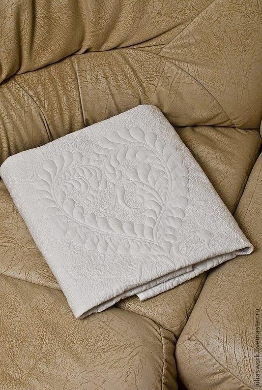 """Текстиль, ковры ручной работы. Ярмарка Мастеров - ручная работа. Купить Одеяло -покрывало """"ЗИНУЛЯ"""". Handmade. Конверт-одеяло купить"""