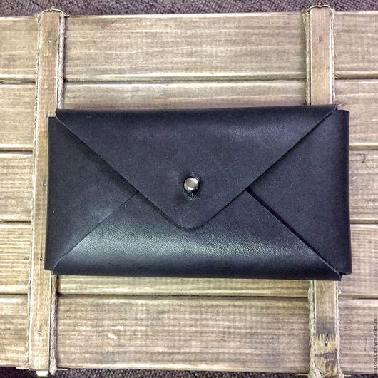 Для телефонов ручной работы. Ярмарка Мастеров - ручная работа. Купить Сумка / конверт / чехол для телефона из кожи. Handmade.