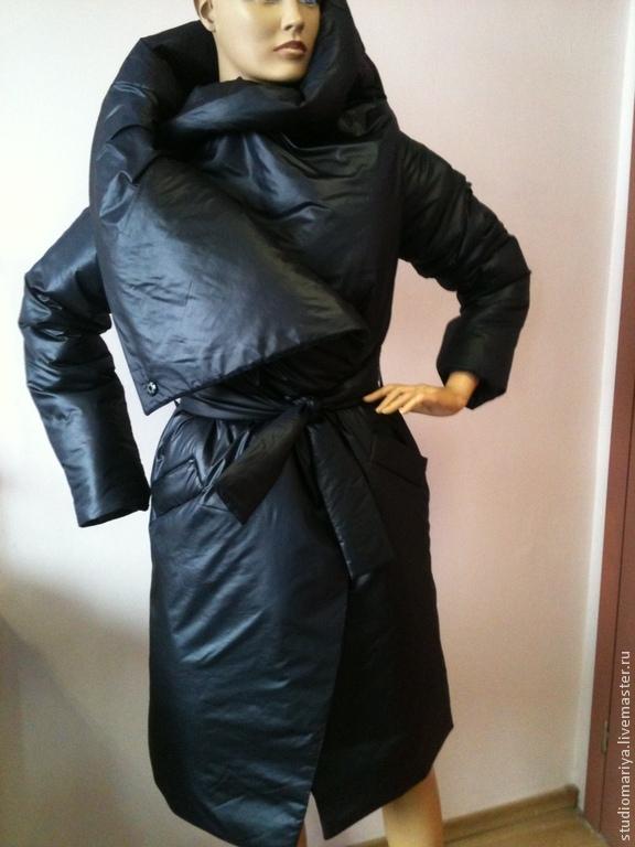 Сшить зимнюю куртку своими руками