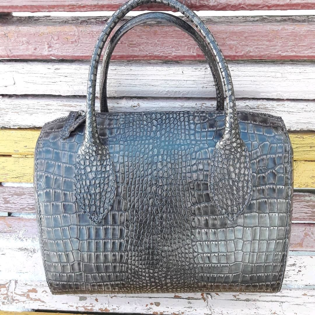 Leather bag for businesswoman, Classic Bag, Moscow,  Фото №1