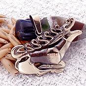 Фен-шуй и эзотерика handmade. Livemaster - original item Scythians.The Deer Scythian pendant amulet talisman amulet made of metal. Handmade.