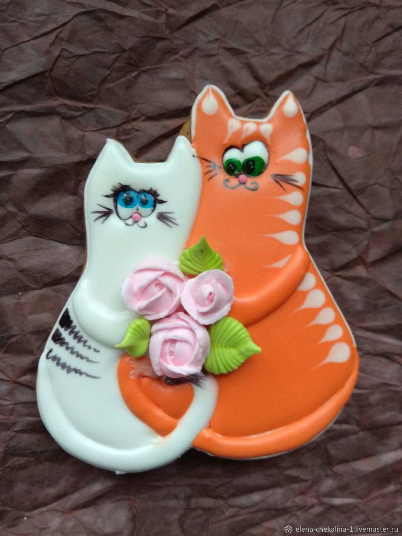 Влюбленные котики, Подарки на 14 февраля, Москва,  Фото №1