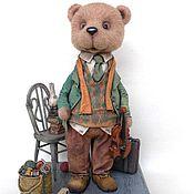 """Куклы и игрушки ручной работы. Ярмарка Мастеров - ручная работа """"На Гарретт-лейн, 812"""". Handmade."""
