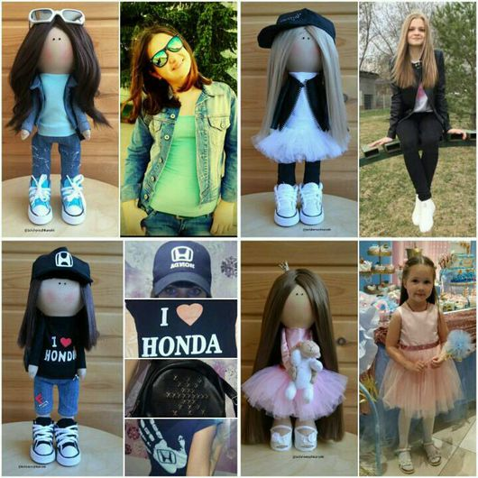 Коллекционные куклы ручной работы. Ярмарка Мастеров - ручная работа. Купить Интерьерная кукла Большеножка. Handmade. Большеножка, портретная кукла