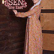 Одежда ручной работы. Ярмарка Мастеров - ручная работа Весеннее платье М-301. Handmade.