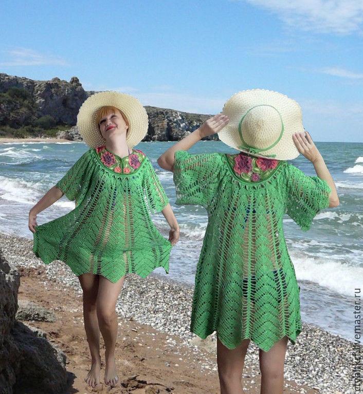 Туника Для Пляжа Купить В Интернет Магазине