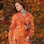 """Одежда ручной работы. Ярмарка Мастеров - ручная работа Пальто """"Осень"""". Handmade."""