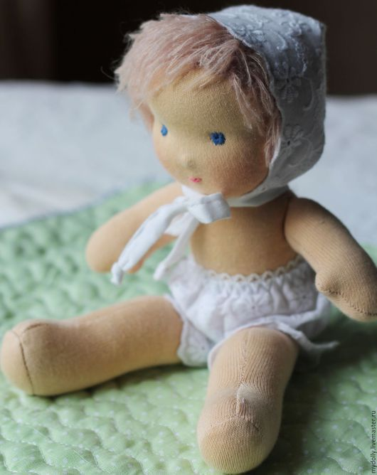 вальдорфская кукла инструкция