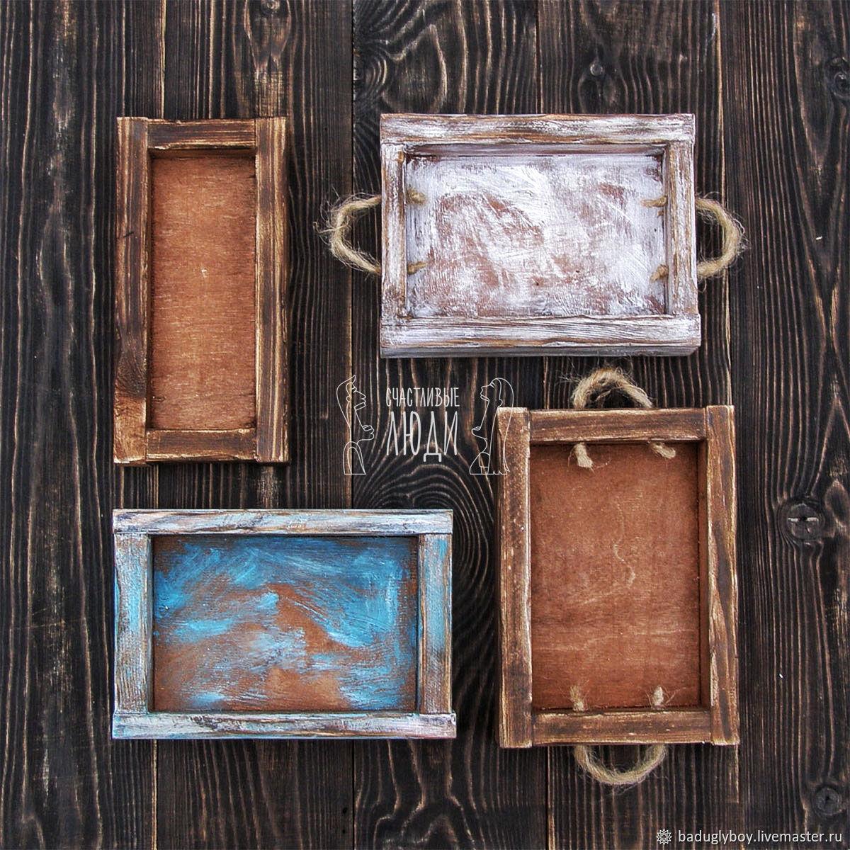 Короб деревянный. Ящик деревянный. Реквизит для фотосессии, Наборы для фотосессий, Москва,  Фото №1