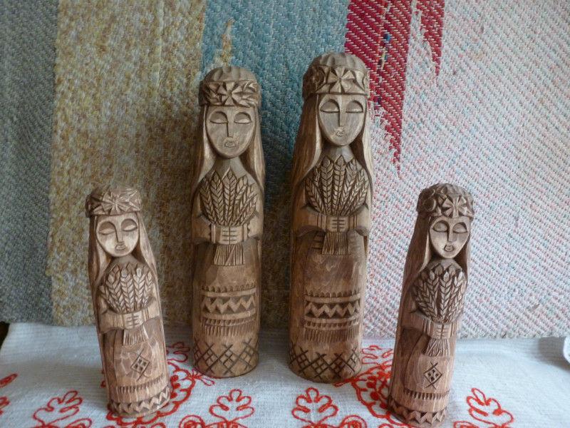 Жива-изваяние славянского божества - купить в интернет-магаз.