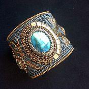 Украшения handmade. Livemaster - original item Bracelet with natural stones