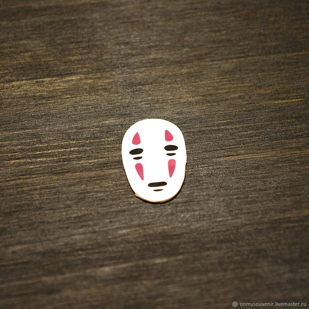 The 'Faceless' Icon', Badge, Voronezh,  Фото №1