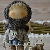 Куклы и игрушки handmade. Livemaster - original item doll baby maruska. Handmade.