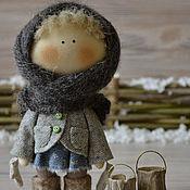 Куклы и игрушки ручной работы. Ярмарка Мастеров - ручная работа куколка малышка Маруська. Handmade.