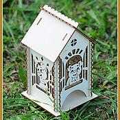 Материалы для творчества handmade. Livemaster - original item Tea house