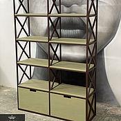 Для дома и интерьера handmade. Livemaster - original item Rack BRISTOL. Handmade.