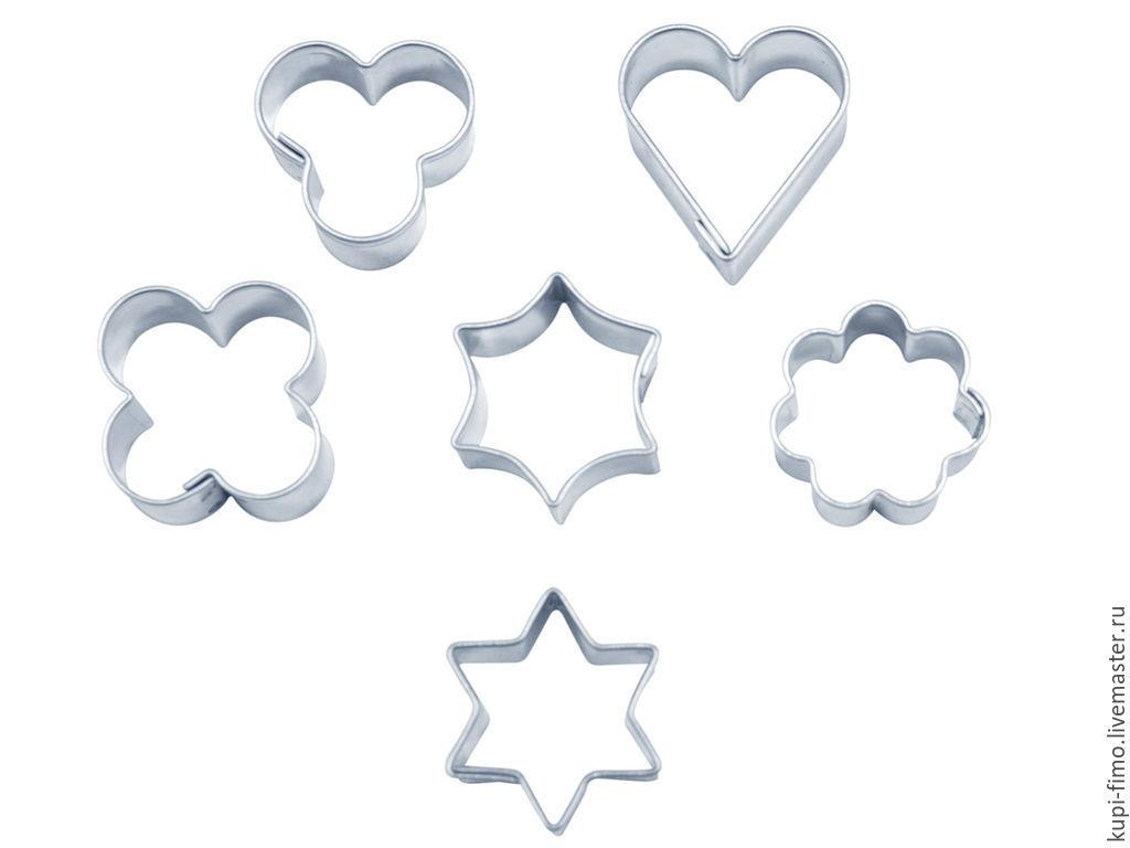 Каттеры для полимерная глины