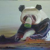 Картины и панно handmade. Livemaster - original item Endangered species. Handmade.
