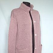 """Одежда ручной работы. Ярмарка Мастеров - ручная работа Кардиган """"Яблони в цвету"""". Handmade."""