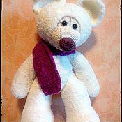 Куклы и игрушки ручной работы. Ярмарка Мастеров - ручная работа Игрушка Миша. Handmade.
