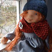 Куклы и игрушки handmade. Livemaster - original item Anna, the author`s textile doll. Handmade.