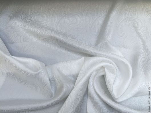 Ярмарка  Мастеров. Купить Жаккард шёлк Огурцы 140 см  16 мм. Натуральный шелк.  Материалы для батика, жаккард, натуральный шелк 100%.