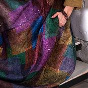 Одежда ручной работы. Ярмарка Мастеров - ручная работа Валяная юбка Коломбина. Handmade.