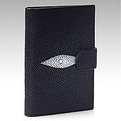 Сумки и аксессуары handmade. Livemaster - original item Purse for auto documents from Stingray leather, a gift to the driver. Handmade.