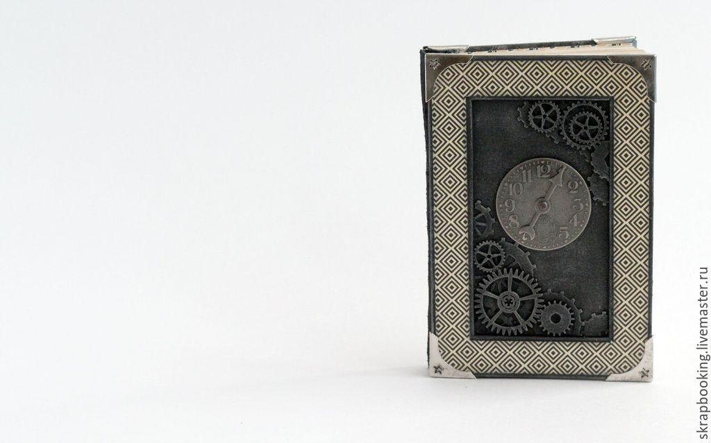 """Блокнот """"Часы"""", Блокноты, Москва,  Фото №1"""