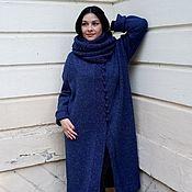 Одежда handmade. Livemaster - original item Coat the Autumn wind the wool oversize. Handmade.