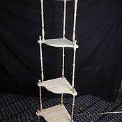 Для дома и интерьера handmade. Livemaster - original item The Pagoda Bookcase. Handmade.