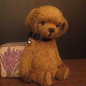 Куклы и игрушки ручной работы. Ярмарка Мастеров - ручная работа Собачка Джоки. Handmade.