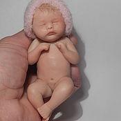 Куклы и игрушки ручной работы. Ярмарка Мастеров - ручная работа Малышка из полимерной глины. Handmade.