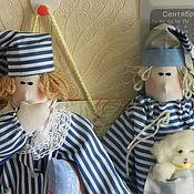 Куклы и игрушки ручной работы. Ярмарка Мастеров - ручная работа Куклы сонные Ангелы. Handmade.