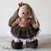 Куклы и игрушки handmade. Livemaster - original item Toy Bunny Maya clothing. Handmade.