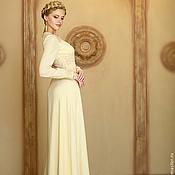 """Одежда ручной работы. Ярмарка Мастеров - ручная работа """"Царица"""" венчальное женское платье. Handmade."""