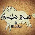 Fantastic beast by Eila Silkina - Ярмарка Мастеров - ручная работа, handmade