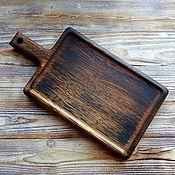 Посуда handmade. Livemaster - original item Board for filing with the firing. Handmade.